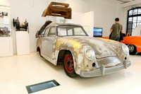 VW fibreglass body experimental car