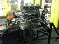250 GT Type 128 F Engine s/n 1461 GT