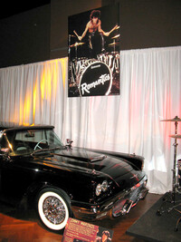 Rock Star', Cars & Guitars