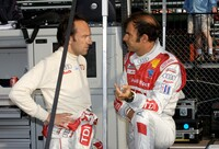 Marco Werner and Emanuele Pirro