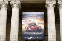 The Tour Auto at the Grand Palais Paris