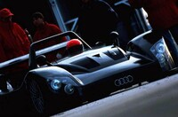 Audi sports car prototype