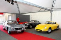 Lot 222 - Ferrari 250 GTE 2+2 Coupe s/n 3227GT & Lot 233 - Ferrari 275 GTB Alloy s/n 08225
