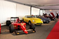 Lot 235 - Ferrari 641/2 F1 Racing Car s/n 121 & Lot 233 - Ferrari 275 GTB Alloy s/n 08225