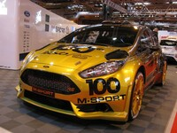 Ford Fiesta RS 100th