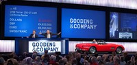 Lot 046 - 1959 Ferrari 250 GT LWB California Spider s/n 1425GT Est. $8,000,000 - 10,000,000 - Sold $7,700,000