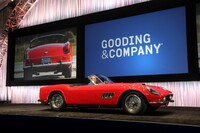 Star lot of day 1: Lot 046 1959 Ferrari 250 GT LWB California Spider  s/n 1425GT