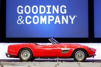 Top Lot of the Day: Lot 046 1959 Ferrari 250 GT LWB California Spider  s/n 1425GT