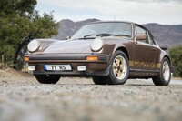Lot 004 - 1977 Porsche 911 Carrera 3.0 Coupe s/n 9117600834 Est. $100,000 - 150,000 €96,000 - 140,000