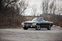 Lot 031 - 1973 Mercedes-Benz 450 SL s/n 107.044.12.012163 Est. $40,000 - 60,000 €38,000 - 57,000
