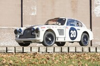 Lot 043 - 1954 Aston Martin DB2/4 Sports Saloon s/n LML/555 Est. $175,000 - 225,000 €170,000 - 220,000