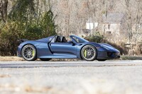 Lot 036 - 2015 Porsche 918 Spyder s/n WP0CA2A15FS800268 Est. upon request