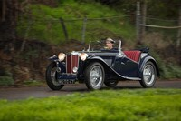 Lot 029 - 1947 MG TC Midget s/n TC 3781 Est. $50,000 - 75,000 €48,000 - 72,000