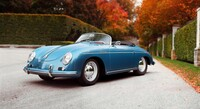 Lot 027 - 1956 Porsche 356A 1600 Speedster s/n 82601 Est. upon request