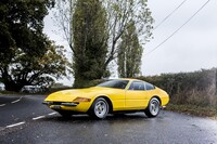 Lot 011 - 1972 Ferrari 365 GTB/4 Daytona s/n 15155 Est. upon request