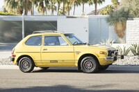 Lot 009 - 1977 Honda Civic CVCC s/n SG-E3532853 Est. $15,000 - 25,000 €14,000 - 24,000
