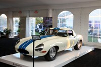 Lot 024 1963 Jaguar E-Type Lightweight Competition  s/n S 850667