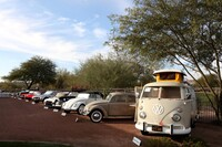 Lot 028 1967 Volkswagen Type 2 Westfalia Camper  s/n 237002757