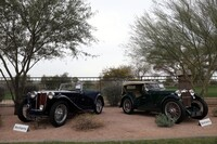 Lot 029 1947 MG TC Midget  s/n TC 3781;Lot 105 1934 MG PA Tourer s/n  PA/0711