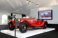 Lot 030 1931 Alfa Romeo 6C 1750 5th Series Supercharged Gran Sport Spider  s/n 10814358