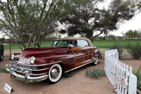 Lot 051 1946 Chrysler Town & Country Convertible  s/n 7400026