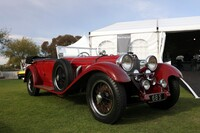 Lot 054 1928 Mercedes-Benz Typ S 26/120/180 Supercharged Sports Tourer  s/n 35323