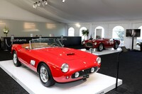 Lot 064 1960 Ferrari 250 GT SWB California Spider  s/n 2277GT