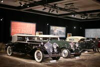 Lot 116 1931 Packard Deluxe Eight Convertible Victoria  s/n 188700