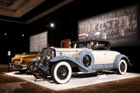 Lot 230 1930 Cadillac V-16 Roadster  s/n 702604