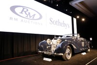 Lot 258 1939 Mercedes-Benz 540 K Special Roadster s/n  408383