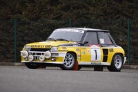 Lot 095 - 1982 Renault 5 Turbo Groupe 4 - Jean Ragnotti s/n Est. €300,000 - 500,000 - Sold €321,840