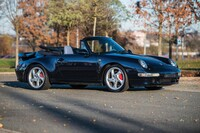 Lot 150 - 1995 Porsche 911 Turbo Cabriolet s/n WP0ZZZ99ZSS338505 Est. €850,000 - €1,000,000 - Sold €1.344.000