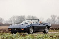 Lot 108 - 1970 Maserati Ghibli Spyder 4.7L s/n AM115/S*1161 Est. €500,000 - 700,000 - Sold €560,200 $593,812