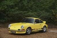 Lot 164 - 1973 Porsche 911 Carrera RS 2.7 Touring s/n 9113600305 Est. €495,000 - €545,000 - Sold €537.600
