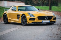 Lot 111 - 2014 Mercedes-Benz SLS AMG Black Series s/n WMX1973771A011179 Est. €320,000 - €380,000 - Sold €470.400