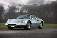 Lot 108 - 1970 Ferrari Dino 246 GT s/n 01004 Est. €375,000 - €425,000 - Sold €448.000