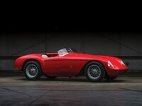Lot 252 - 1954 Ferrari 500/735 Mondial Spider by Pinin Farina s/n 0448MD Est. $4,000,000 - $5,500,000 - Sold $3,850,000