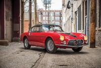 Lot 260 - 1956 Maserati A6G/54 Coupe Series III s/n 2181 Est. $1,600,000 - $2,000,000 - Sold $2,365,000